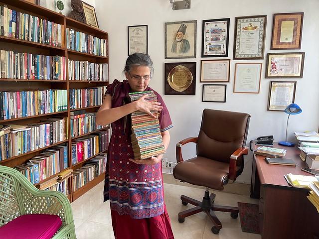 City Library - Rakhshanda Jalil's Mills & Boon Collection, Central Delhi77
