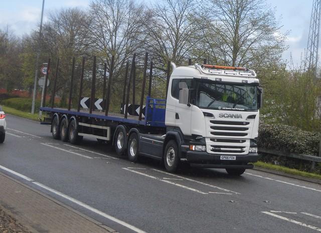 Jenkins & Wright GP66 FOA At Welshpool
