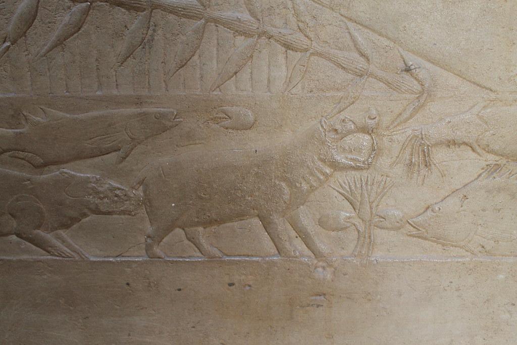 Detail of Hunting Scene