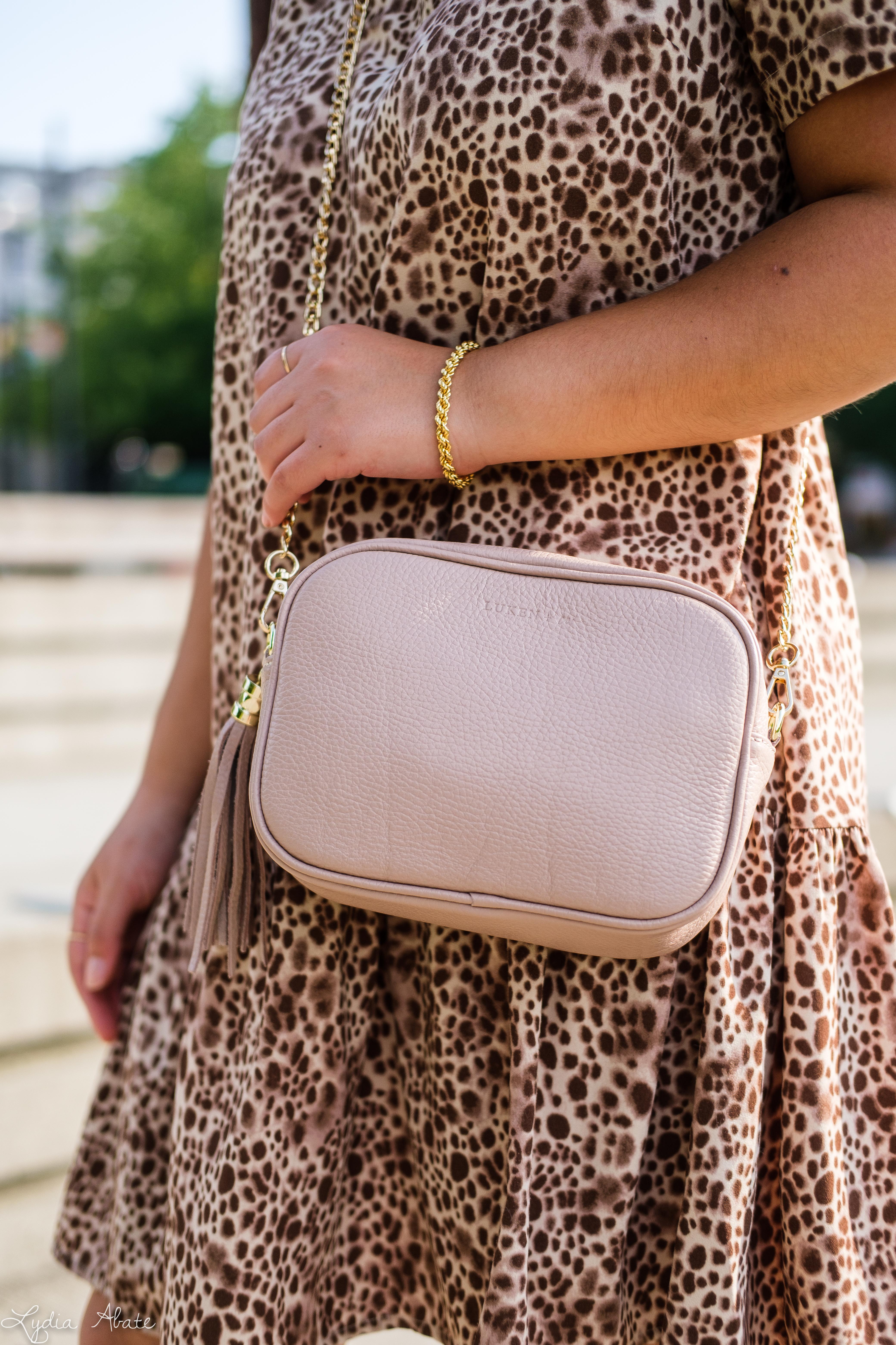 leopard swing dress, raffia wedges, luken and co camera bag-6.jpg