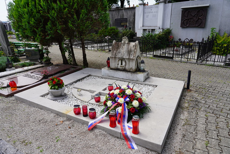 10 obletnica smrti dr. Andreja Bajuka