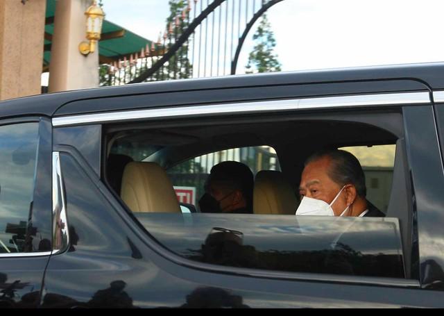 Muhyiddin Yassin Dijangka Umum Letak Jawatan Sebagai Perdana Menteri Hari Ini