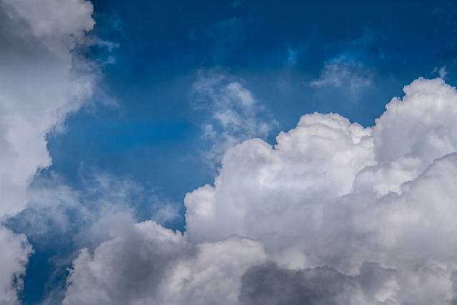 Clouds over Tulsa, Oklahoma