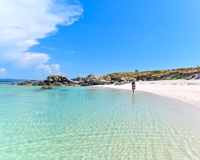 Playas del Islote Areoso