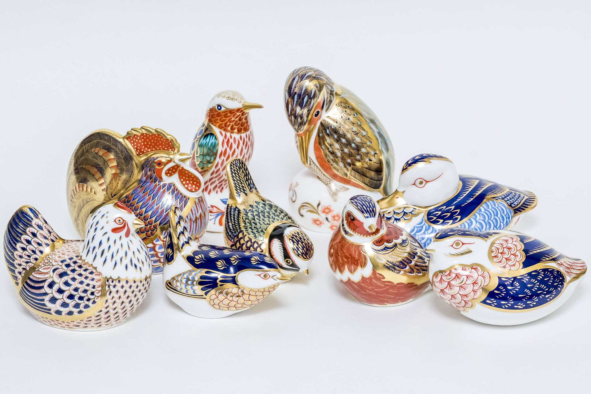 Paperweight / Royal Crown Derby