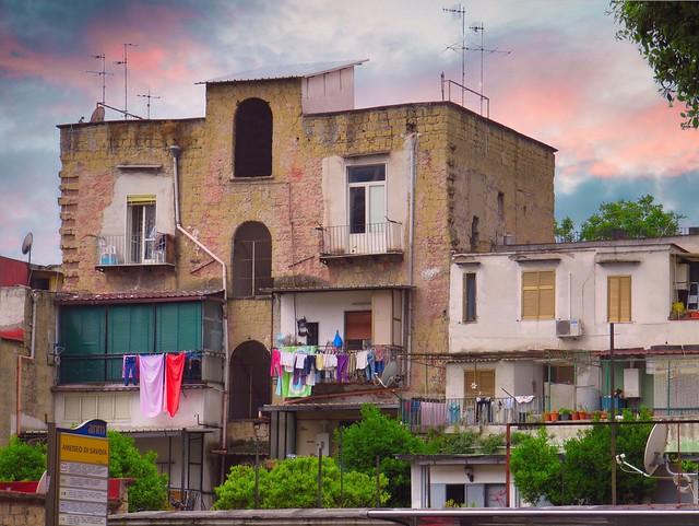 Naples / Amadeo di Savoia / An ordinary house