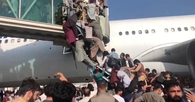 Ribuan Tinggalkan Afghanistan Setelah Ditawan Taliban, Ini Yang Berlaku Di Sana