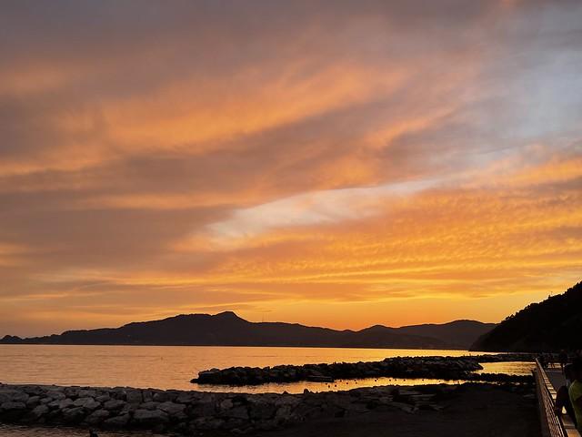 Orange sky. IPhone 12 Pro Max. No edited, no filter. #shotoniPhone