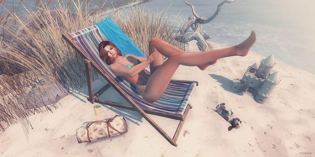 """""""Beaching...."""""""
