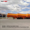 40.000 Lt. 4 Bölmeli Monoblok Tanker