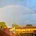 Rainbow; Old Town, Fredrikstad.