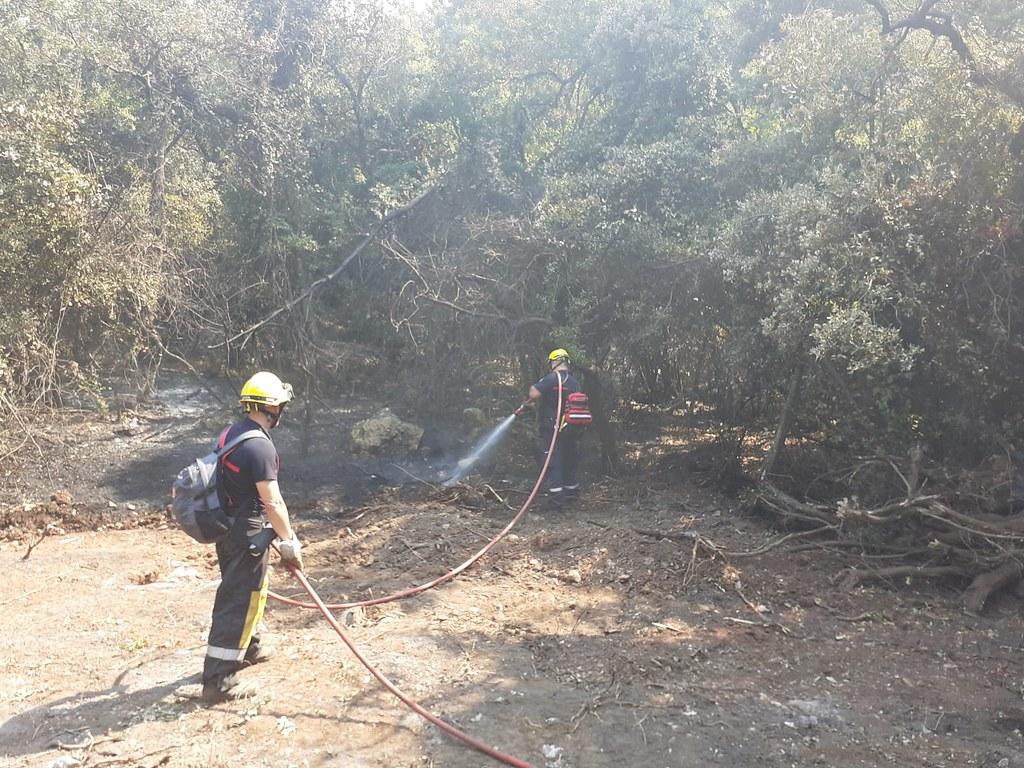 Opérations : Lutte contre les feux de forêt en Grèce