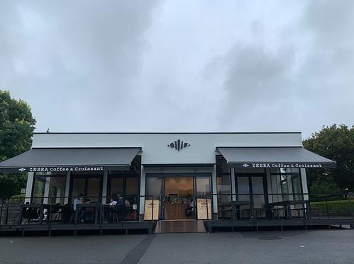 ZEBRA Coffee & Croissant 稲城中央公園店