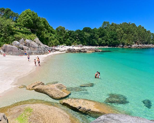 Playa de Castiñeiras