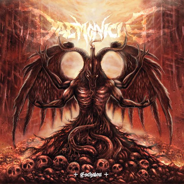 Album Review: Daemonicus – Eschaton