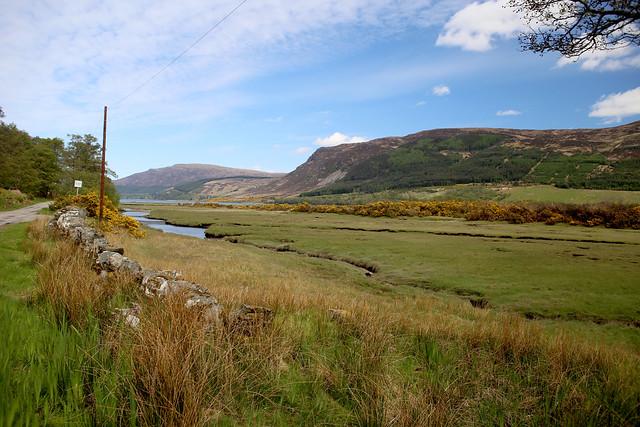 Loch Broom near Clachan