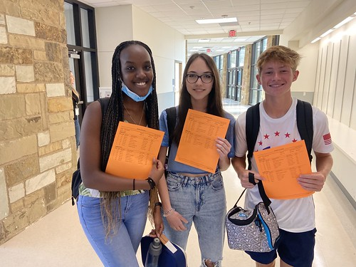 Argyle ISD First Day of School 2021-2022