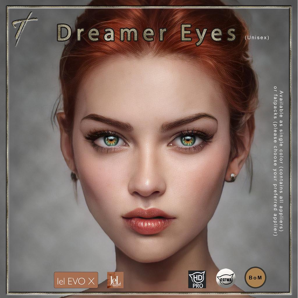 Tville – Dreamer Eyes @ Dubai Event August 20th