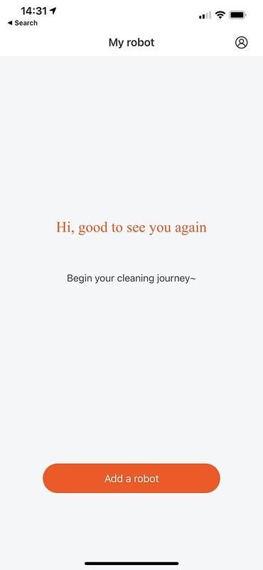 ILife iOS App - Home