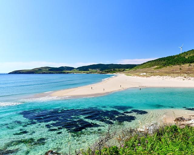 Qué playas ver en Galicia