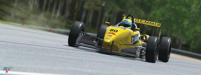 rFactor 2 USF2000 Formula Pro