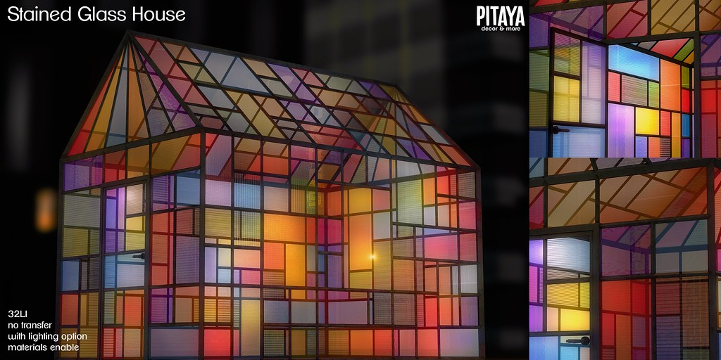 Pitaya – Stained Glass House @ Access