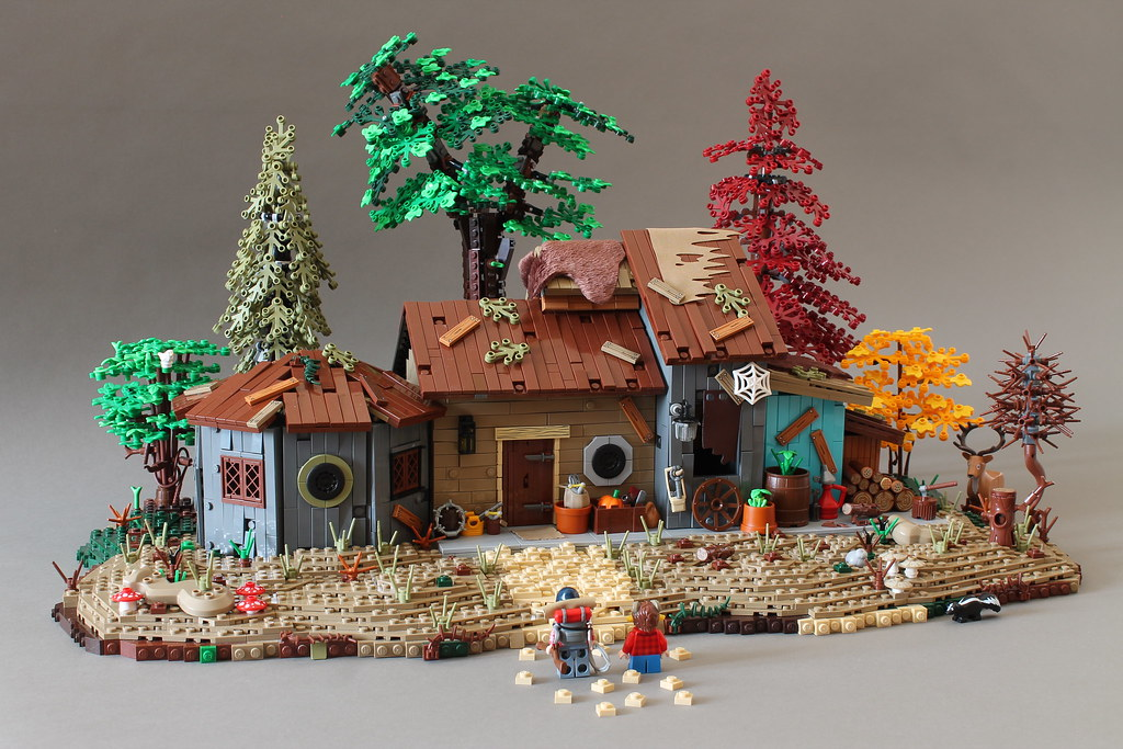"""""""Sweet Tooth"""" Cabin"""