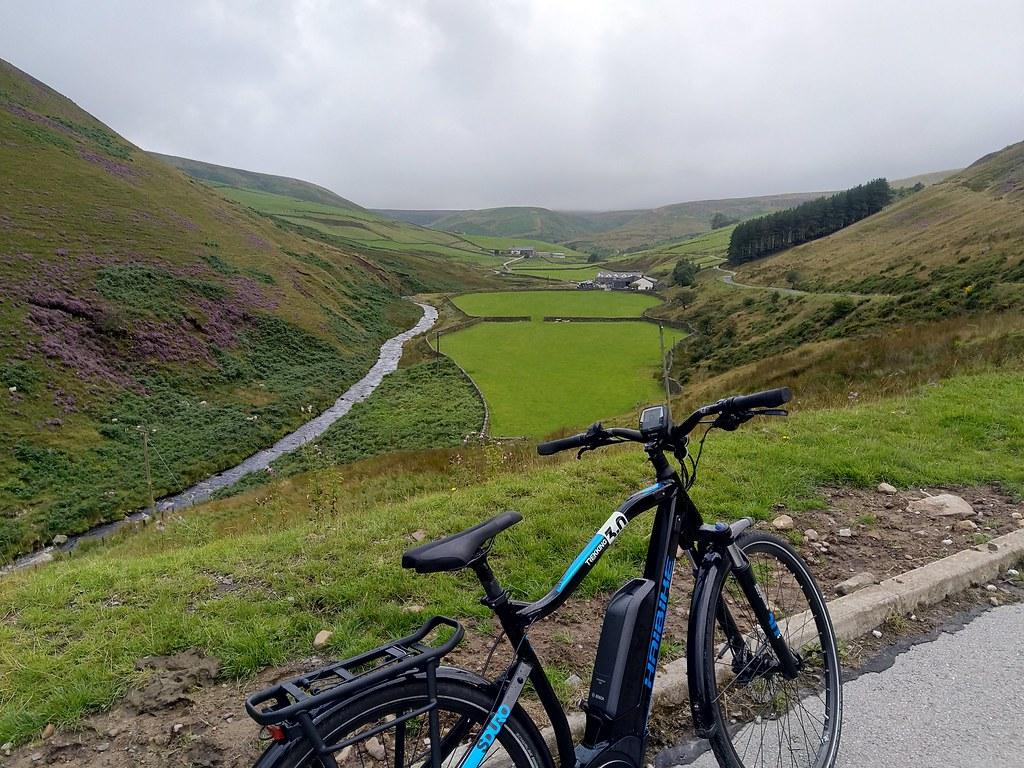 Ribble Valley E-Bikes based at Dunsop Bridge