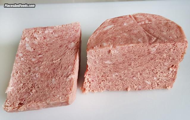steamlah luncheon meat shopee