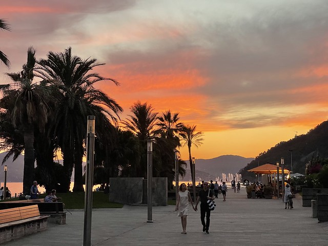 Walking under a beautiful sky. iPhone 12 Pro Max. No edited, no filter. #shotoniPhone