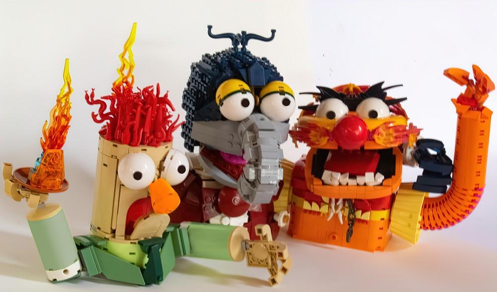 [MOC] Muppet Show Favourites