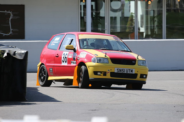 South down stages rally goodwood 2021