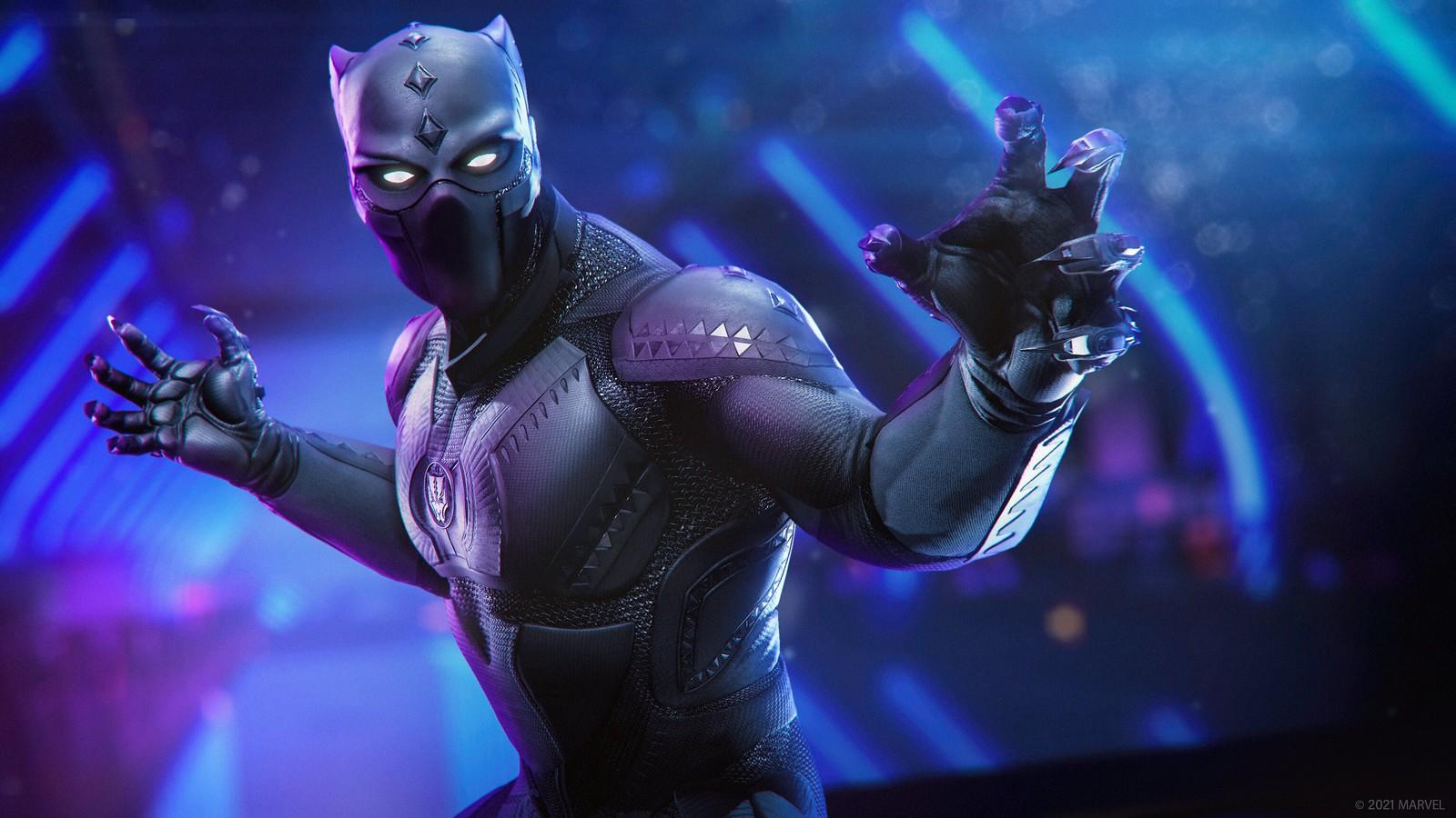 Marvel's Avengers - War for Wakanda