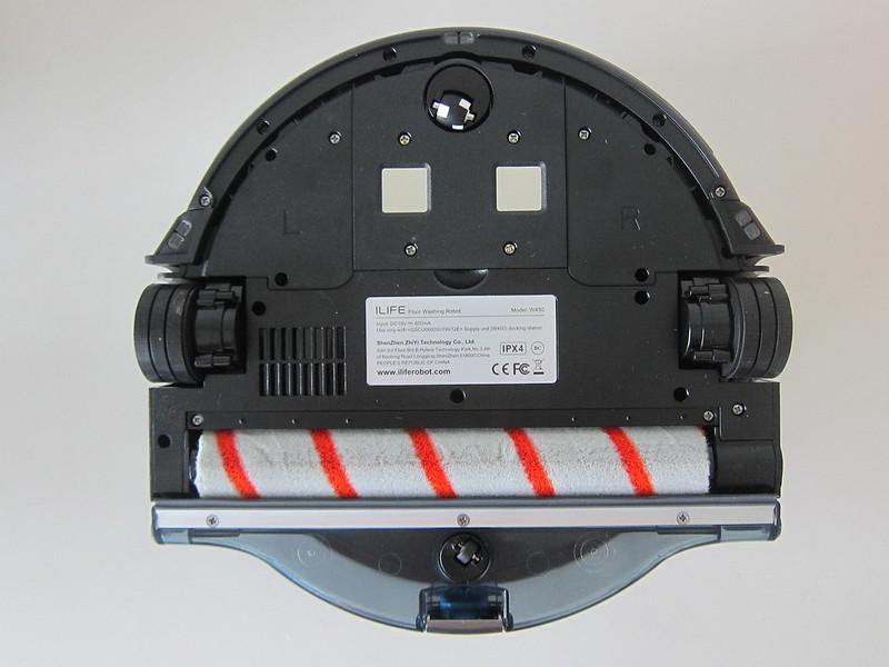 ILife Shinebot W450 - Bottom