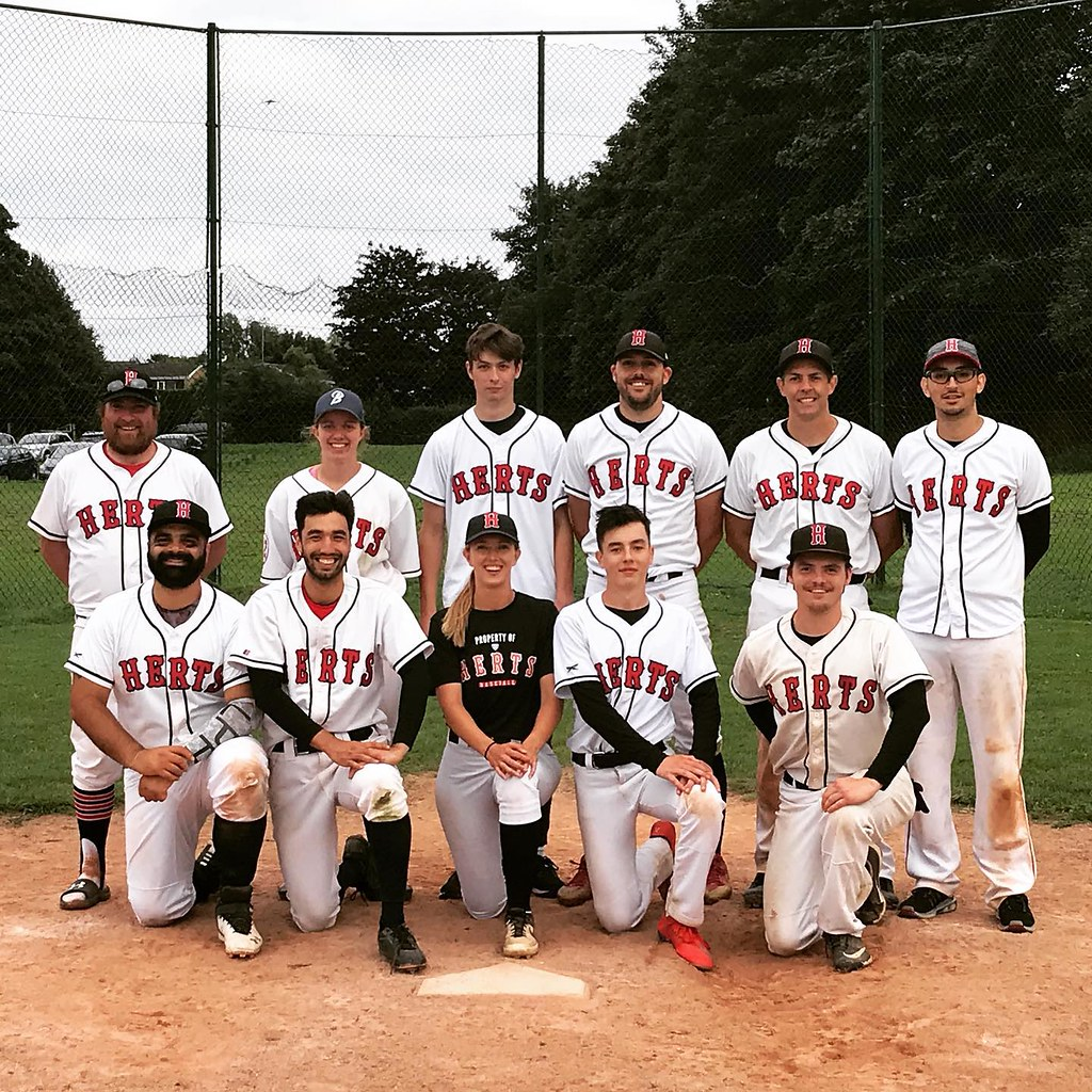 Baseball fans around the world react after Herts Falcons' heroics