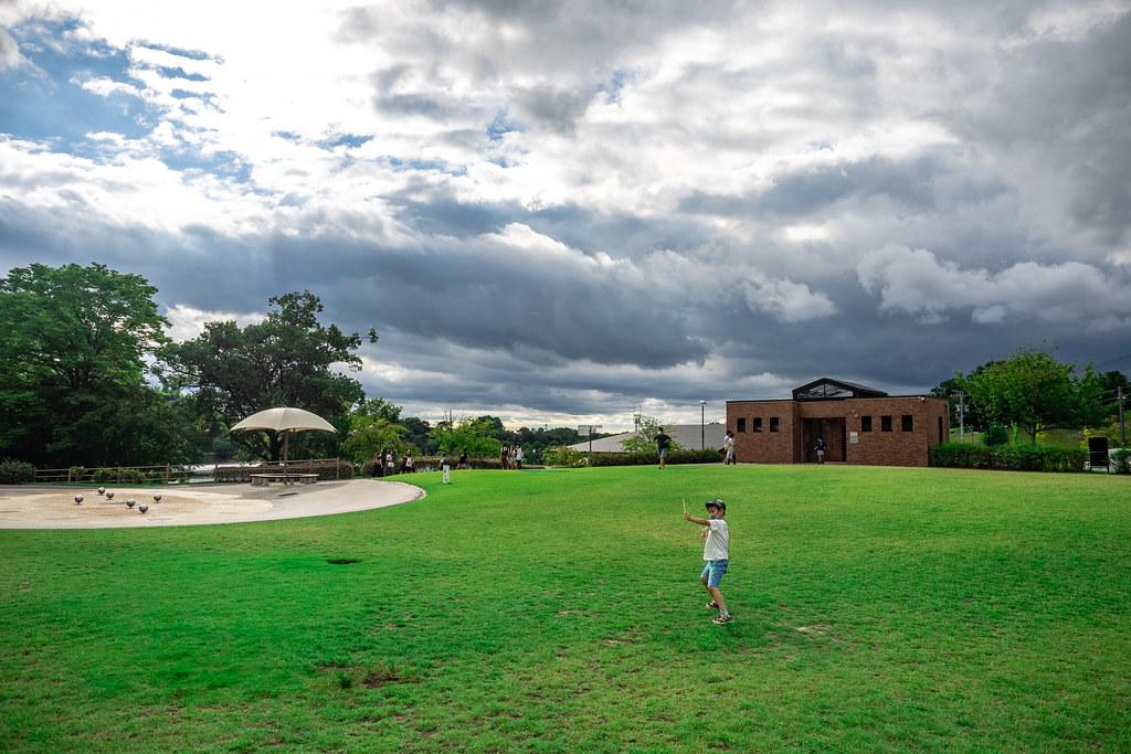 鞍ヶ池公園