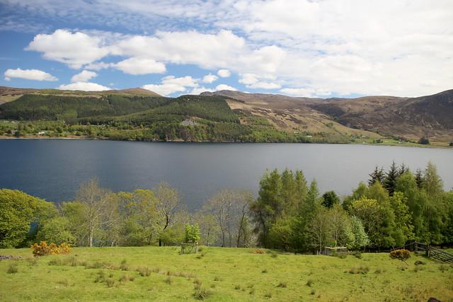 Loch Broom near Loggie