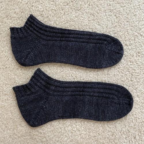Caleb socks