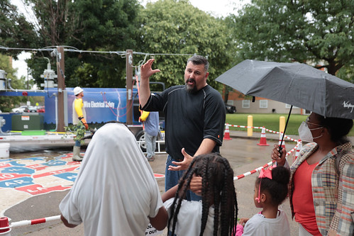 FirstEnergy Partners with Indians to Host Electrical Safety Demo at the King Kennedy Boys & Girls Club in Cleveland