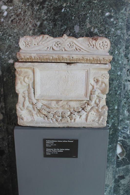 Funerary Monument of Cn. Julius Picens