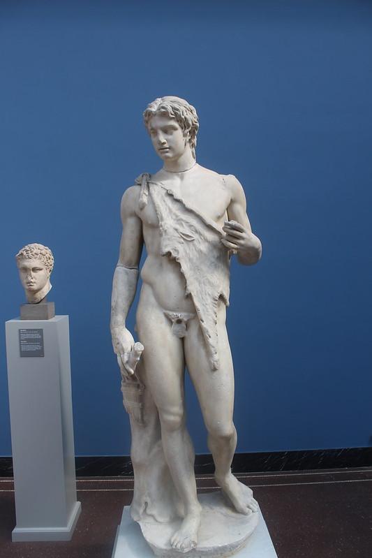 Statue of Faunus