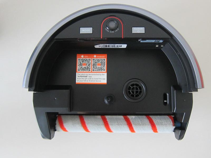 ILife Shinebot W450 - Body