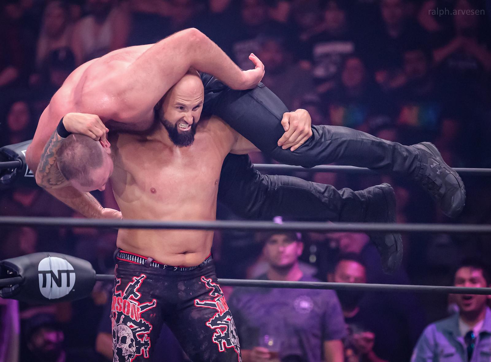 All Elite Wrestling   Texas Review   Ralph Arvesen