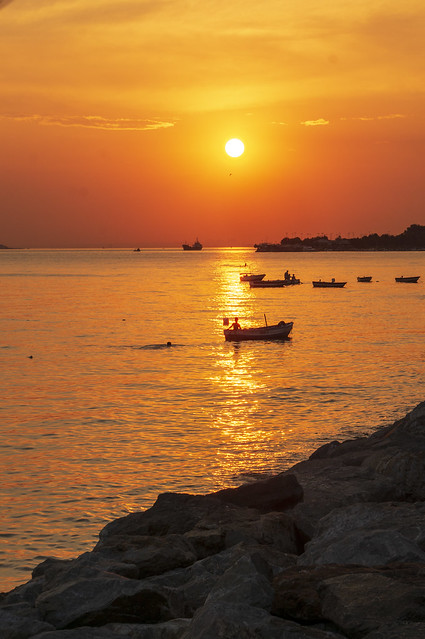 Günbatımı-Sunsets
