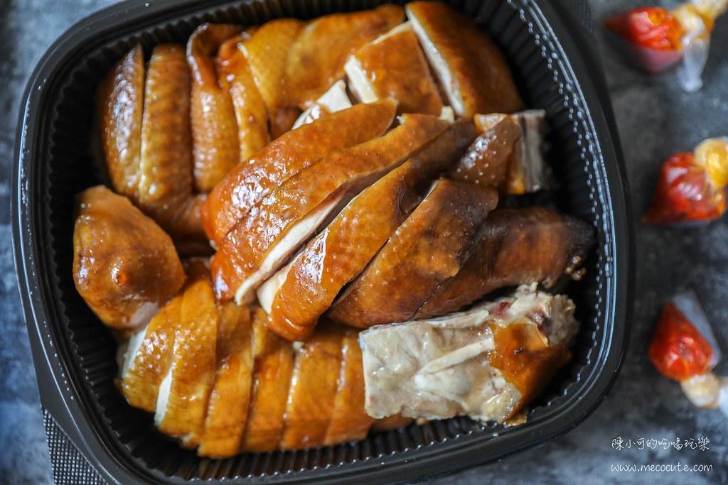 吃雞了~三重好吃雞肉推薦,雞油辣椒一定要拿啊!買不到便當沒關係,直接來半隻雞