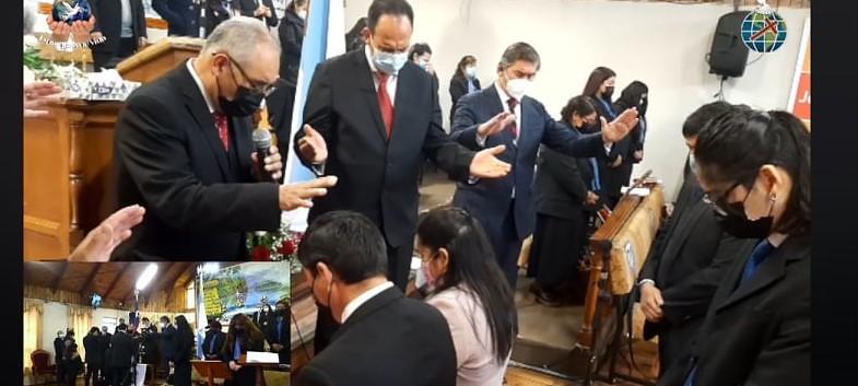 Nuevos Pastores en Iglesia Puente Ñuble