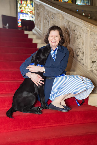 Salve Regina University - Dr. Kelli Armstrong & The New Resource Pup - April 14, 2021