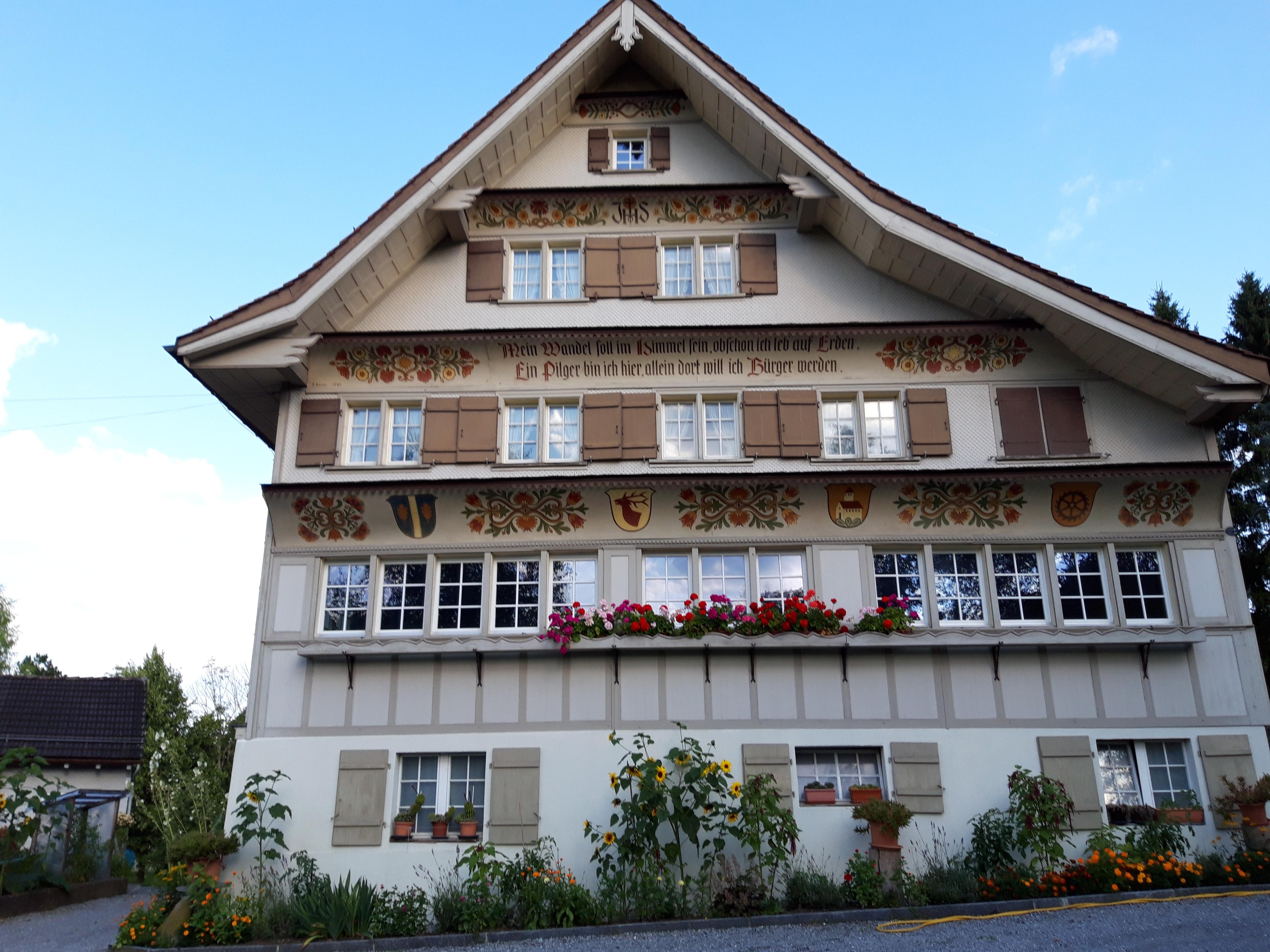 Nachmittagswanderung Andwil - Niederwil - Andwil