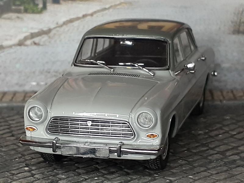 Ford Taunus 12M - 1963