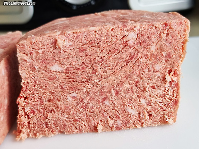 steamlah luncheon meat review